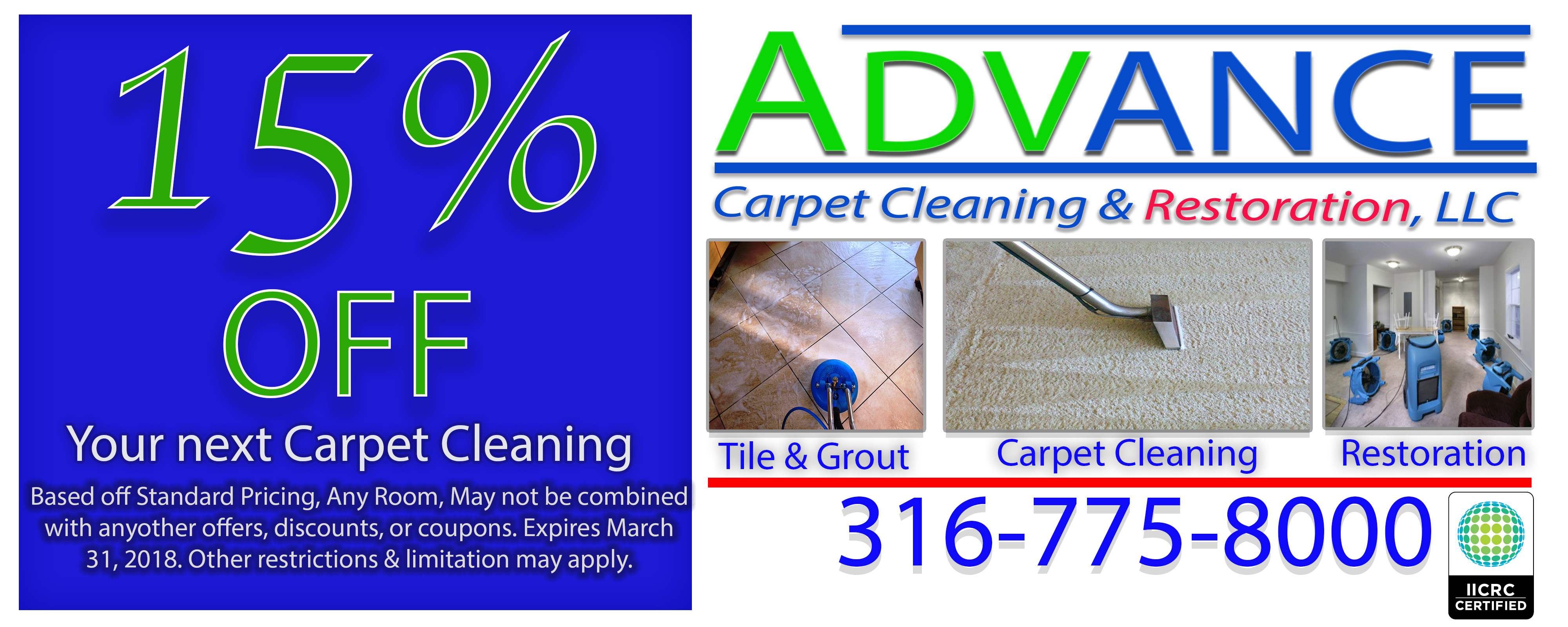 Carpet Cleaning – Advance Carpet Cleaning & Restoration